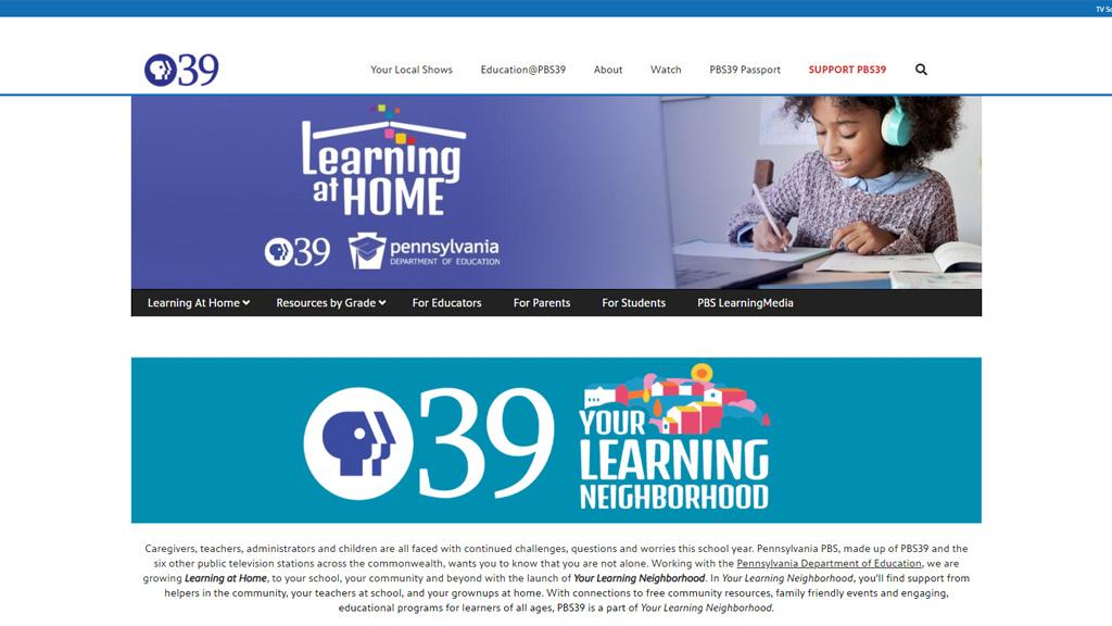 PBS39/WLVT Lehigh Valley Learns