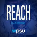 REACH podcast logo