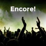 Encore podcast logo
