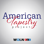 The American Tapestry Project podcast logo