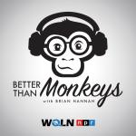 Better Than Monkeys podcast logo