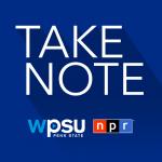 Take Note podcast logo