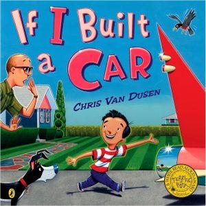 """If I Built a Car"" by Chris Van Dusen"