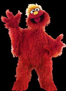Murray from Sesame Street
